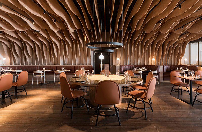 Ladon, un restaurante con alma de dragón en Tenerife. De estudi{H}ac © Adrian Mora Morato