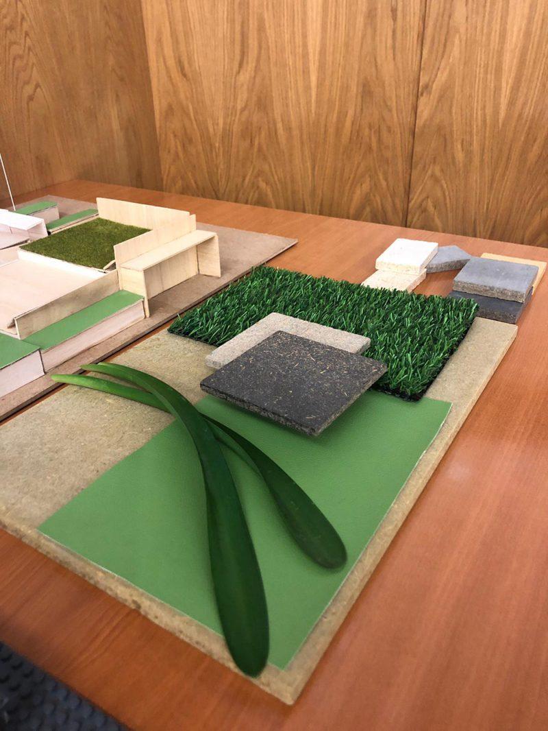 Máster en Diseño de Espacios de EINA. Comerciales, residenciales, efímeros, escenográficos...