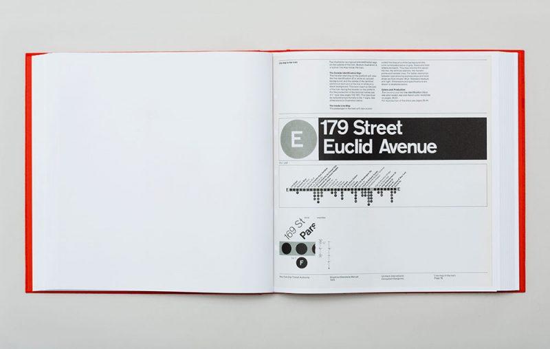 Standards Manual reedita las guías de estilo que marcaron una época