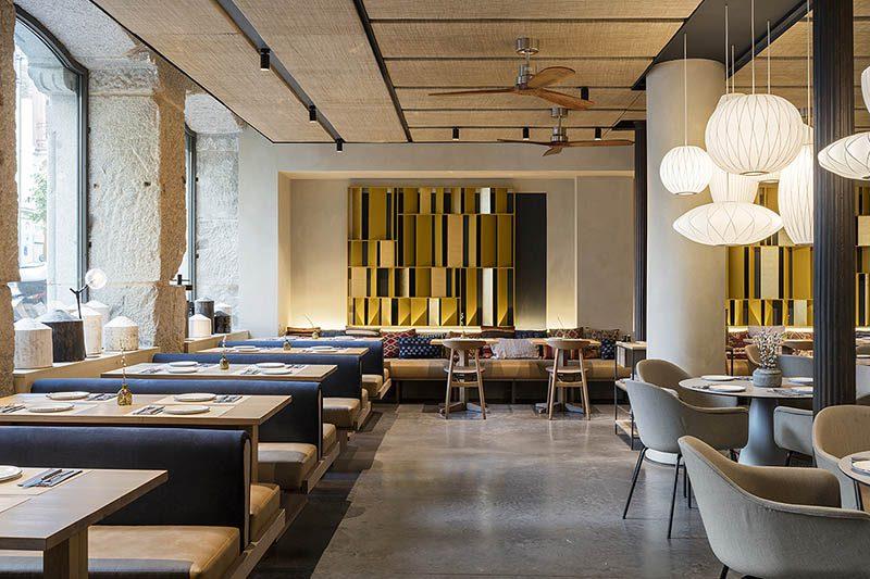 TagoMago: sofisticación y calidez mediterránea. Interiorismo de Tarruella Trenchs Studio