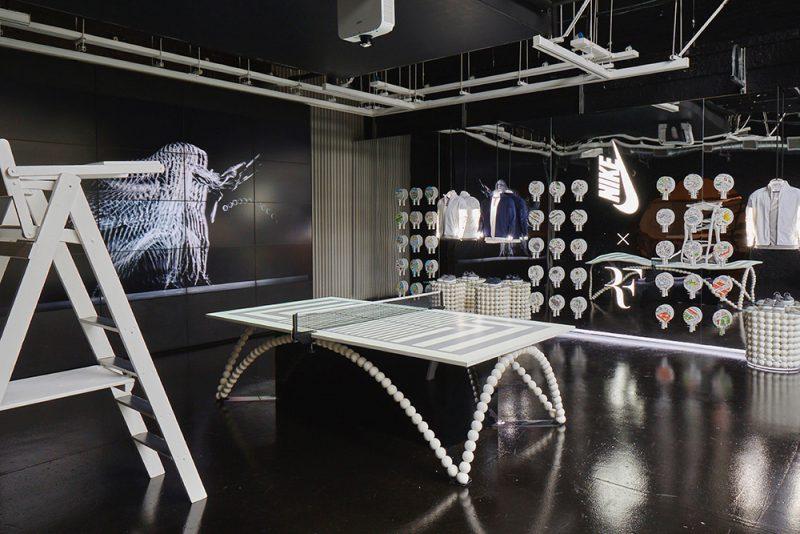 The Art of Ping Pong, celebrar la cultura del tenis de mesa