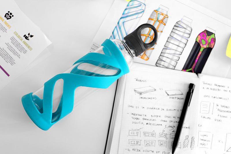 Drink up & Go! Las botellas de Libbey diseñadas por los estudios de Jorge Diego Etienne y Joel Escalona