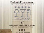 En marcha la cuarta edición de InterCIDEC. El concurso de diseño de entornos contract