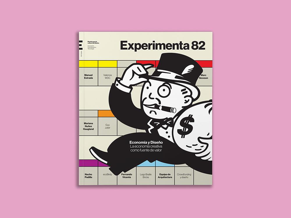 ¡Bienvenidos a Experimenta 82! Manuel Estrada, Marc Newson, Nacho Padilla,…