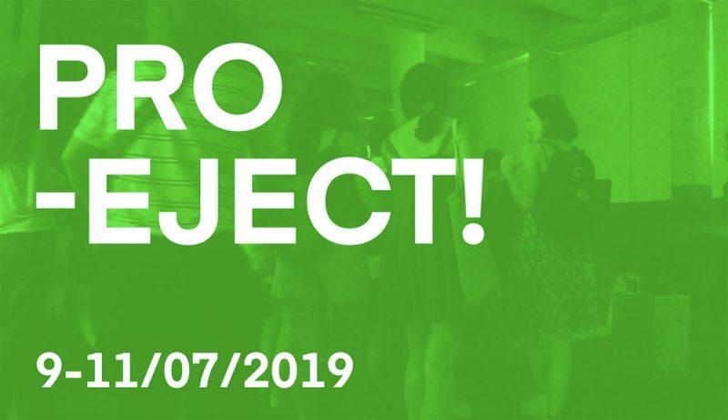 """El Espacio Simon 100 acoge """"Pro-eject!"""": la presentación y exposición de los Trabajos Finales del Grado de Diseño de EINA"""