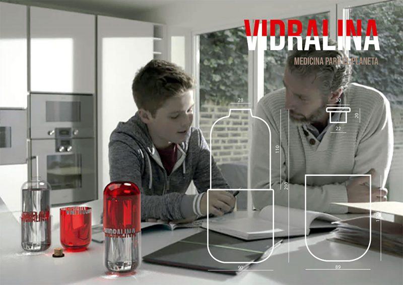 Ganadores de la IV edición del Vidrala Master Glass Design Contest