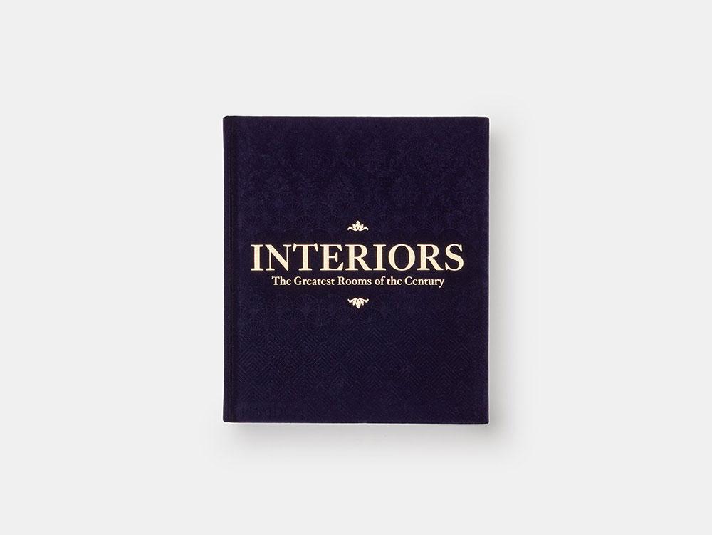 Interiors: el libro definitivo sobre interiorismo editado por Phaidon