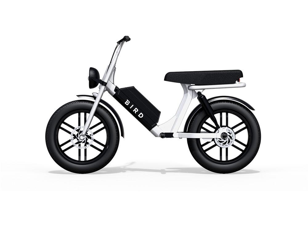 Movilidad sostenible: Bird Cruiser, una moto eléctrica para recorrer la ciudad de a dos