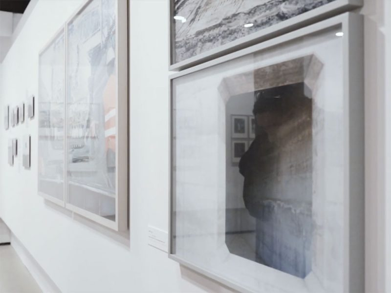 Paisajes enmarcados. Misiones fotográficas europeas, 1984-2019. Exposición fotográfica en el ICO