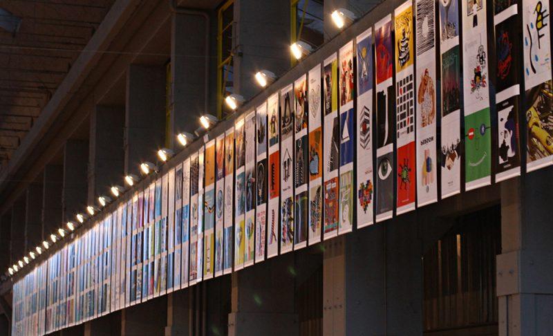 Participa en la gran exposición temática de carteles de Madrid Gráfica 2019