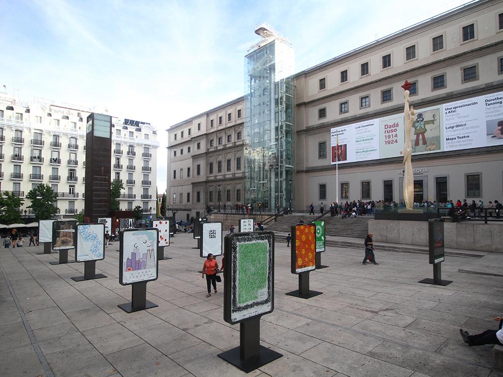 Ciudades Sostenibles: participa en la gran exposición de carteles de Madrid Gráfica 2019