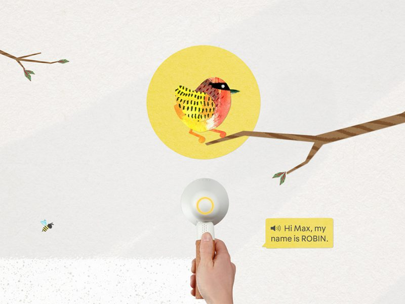 Spot, descubrir el mundo de la mano de una IA. El tutor virtual de NewDealDesign