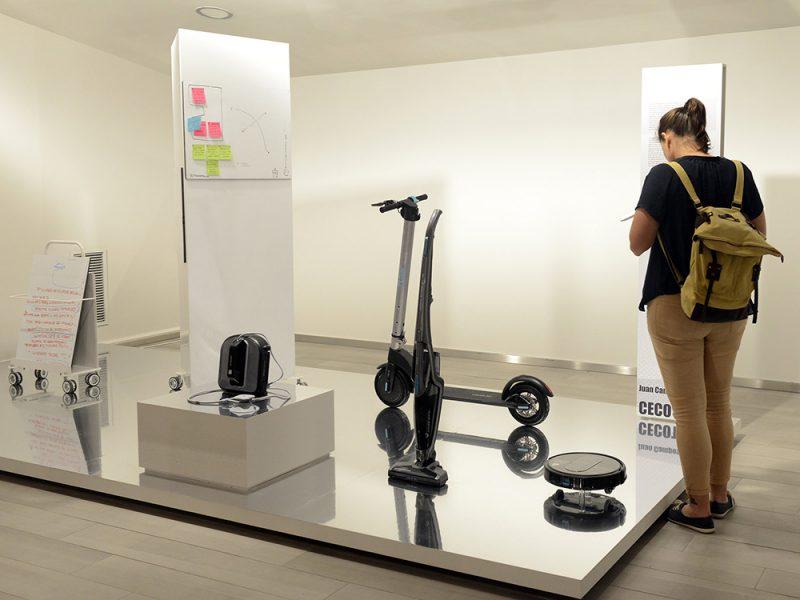 Treinta años de diseño industrial en la UPV, muestra en elCentro Cultural Bancaja