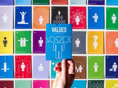 Values: 58 Ideas We Live By, de Genís Carreras