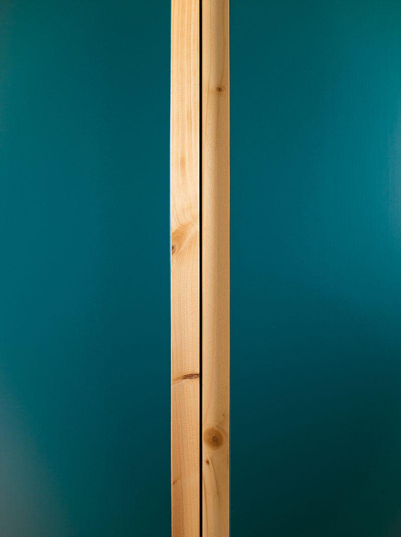 Villa Luisa: color, luz y madera. Reforma integral de LoCa Studio en Barcelona