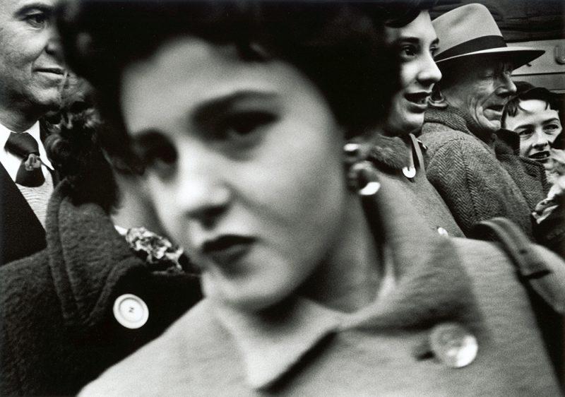 William Klein. Manifiesto, fotografía en Espacio Fundación Telefonica