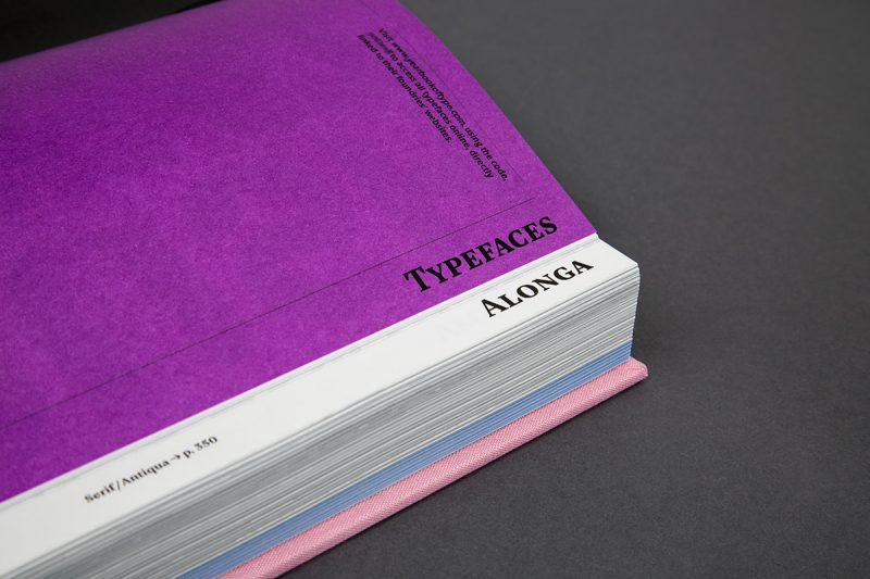 Yearbook of Type III, la guía analógica sobre tipografía digital