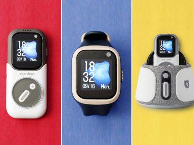 Novus, el primer smartphone modular para niños diseñado por Abardeen