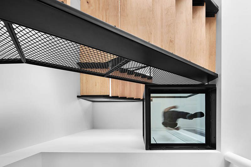 Residencia Dessier, la vivienda diseñada por el estudio de arquitectura _naturehumaine. Diálogo entre volúmenes y ángulos
