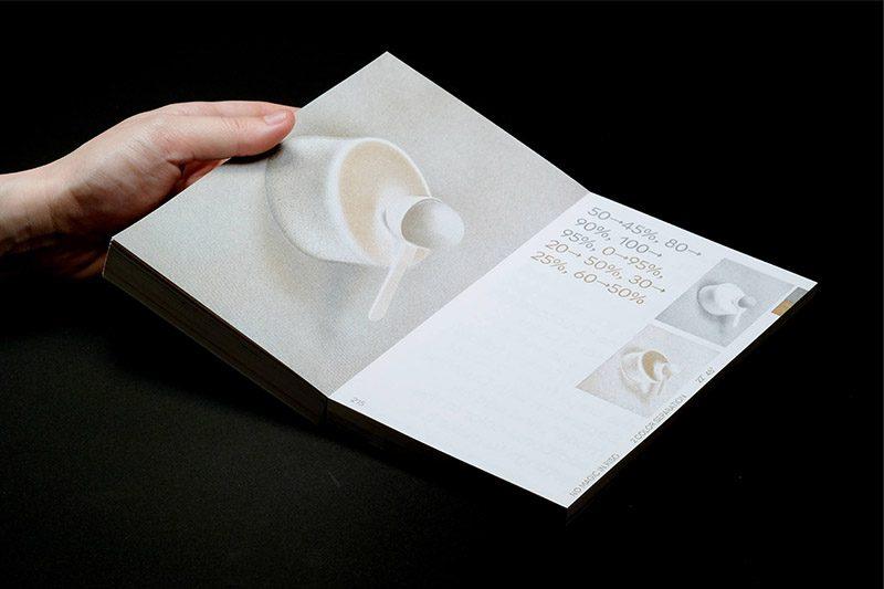 No Magic In Riso, proyecto editorial del estudio taiwanés O.OO. Impresión experimental en risografía