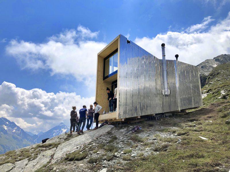 El refugio de montaña de Thilo Alex Brunner para On. Del diseño de calzado a la arquitectura