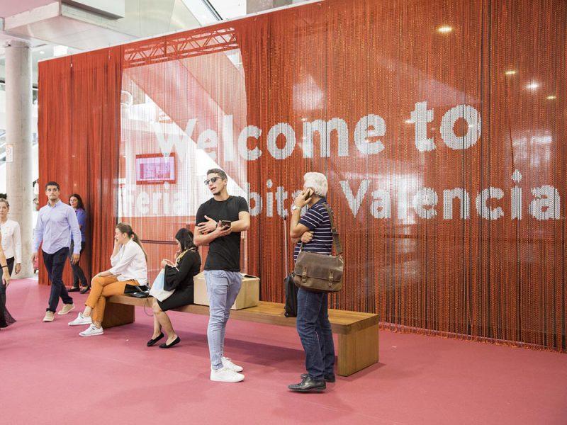 Experimenta presente en la Feria Hábitat Valencia 2019