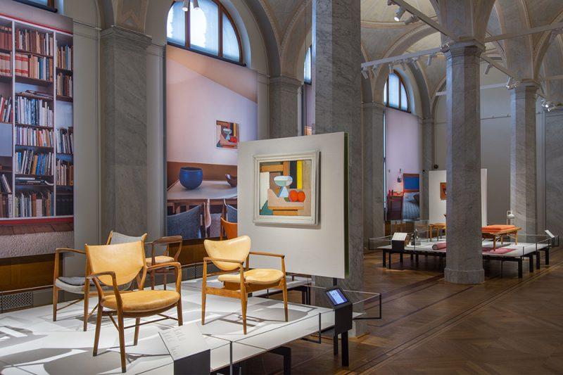 Finn Juhl: Architectural Furniture Designer