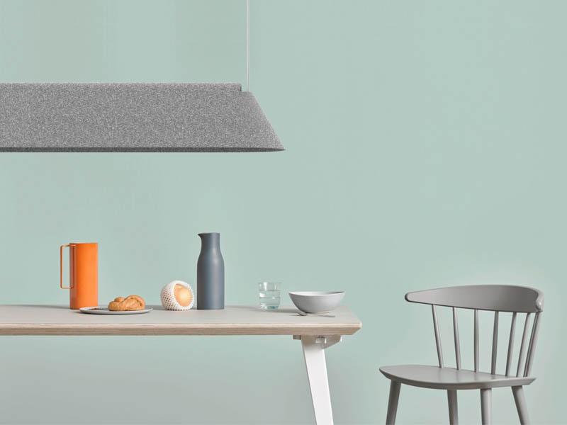 Foldlamp, lámpara de Jaekyu Jung para Ikea. La plegabilidad como argumento principal
