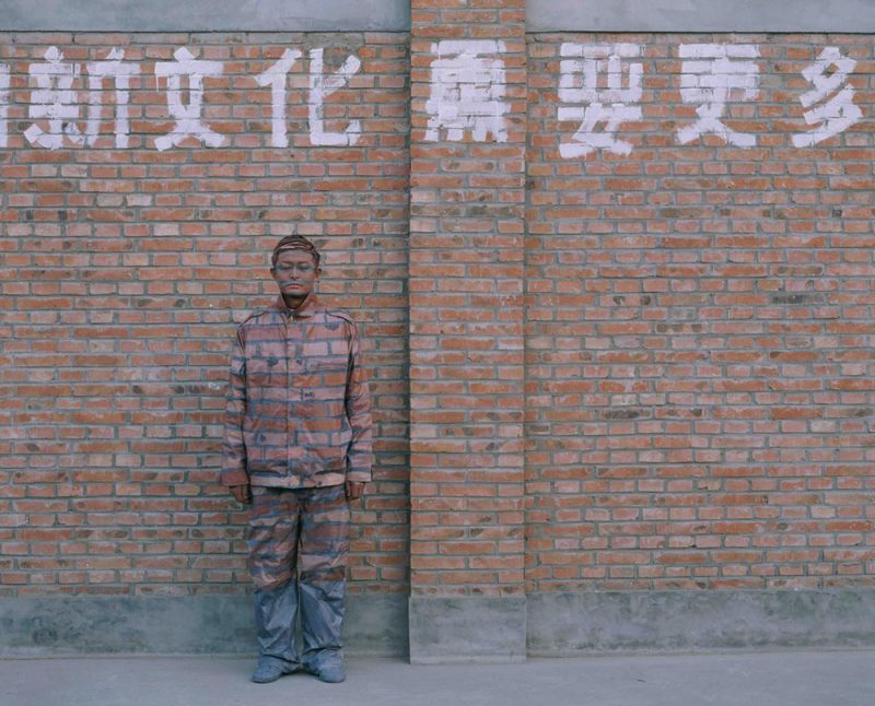 Liu Bolin. The Invisible Man, hasta el 15 de septimebre en el Palacio de Gaviria de Madrid