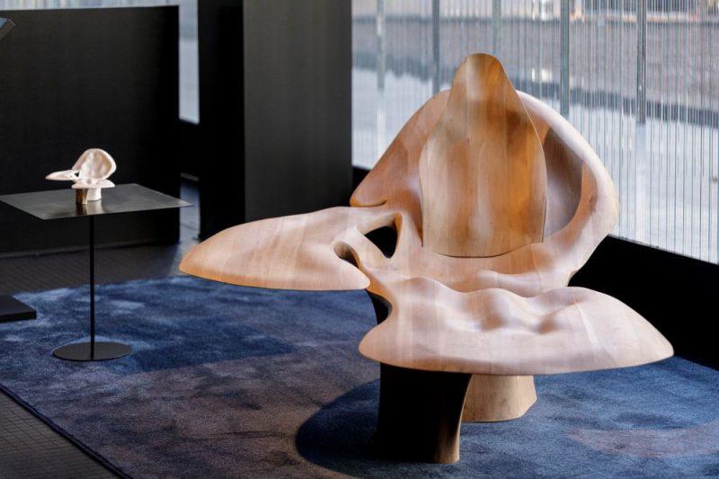Pequeños diseños, grandes arquitectos, exposición en el Roca Barcelona Gallery