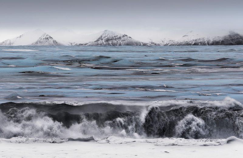 Terraforming, exposición de fotografía de Michael Najjar en Santander