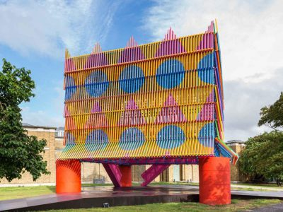 The Colour Palace, 2019, Pricegore Yinka Ilori, Galería Dulwich