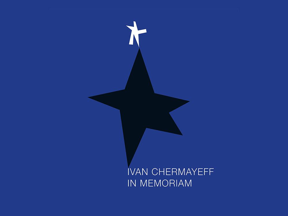 Ivan Chermayeff in memoriam, homenaje a uno de los iconos del diseño gráfico del siglo XX