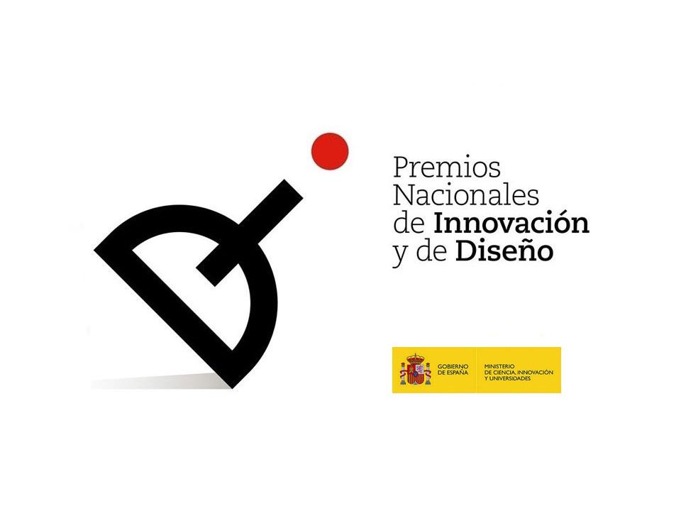 Abierta la convocatoria de los Premios Nacionales de Innovación y de Diseño 2019