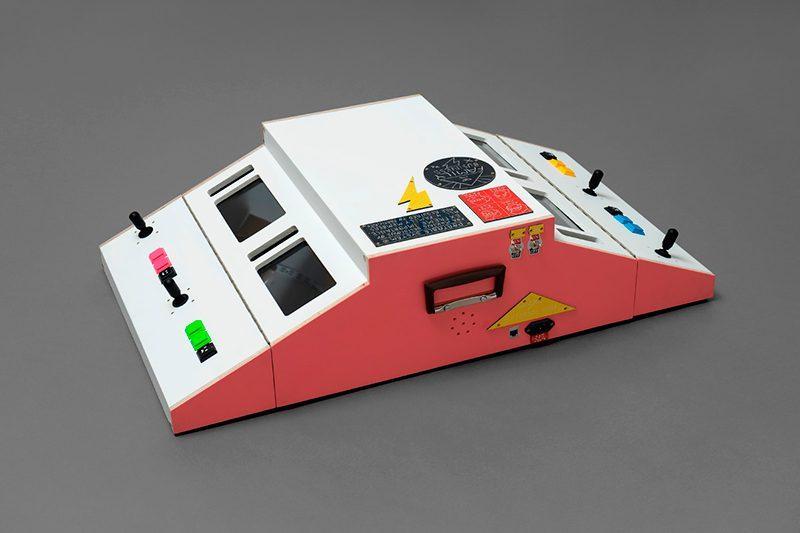 Brosmind Tech, consolas para resolver conflictos. Del estudio Brosmind © Enric Badrinas