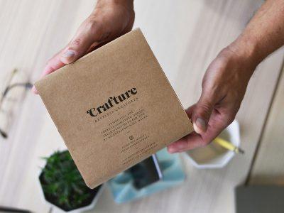 Crafture, una forma distinta de comprar de diseño