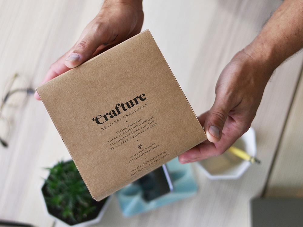 Crafture, una forma distinta de comprar diseño. Sorpresa y autenticidad