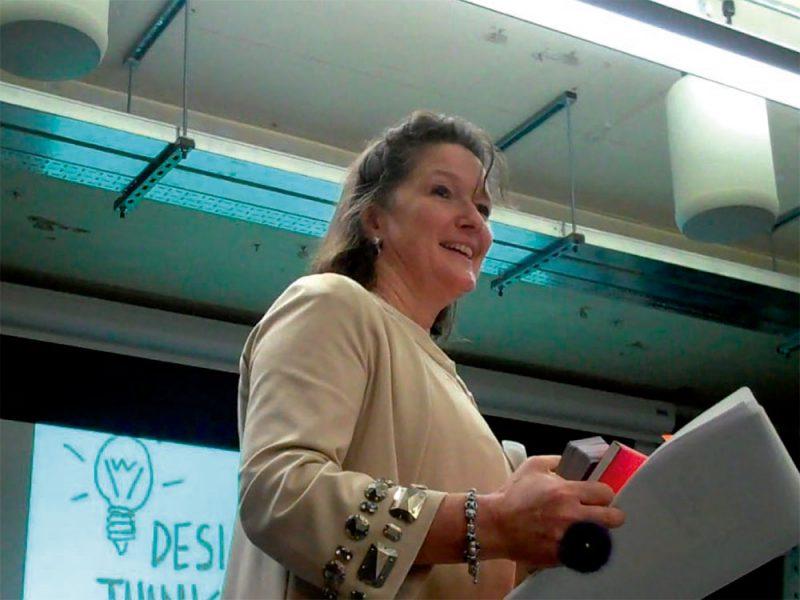 Entrevista a Bettina Von Stamm. Sin diseño no hay innovación