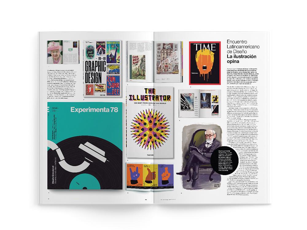 Claudio Márquez,DNI, Felipe Taborda, Experimenta… unencuentro de Diseño