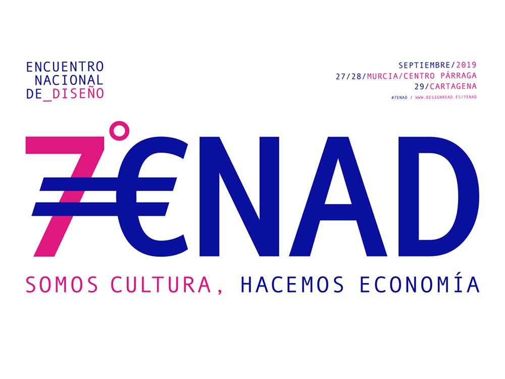 Laséptima edición de los ENAD ya está aquí. 27, 28 y 29 de septiembre en Murcia