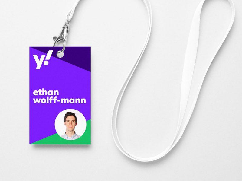 Pentagram desarrolla la nueva identidad de marca de Yahoo!