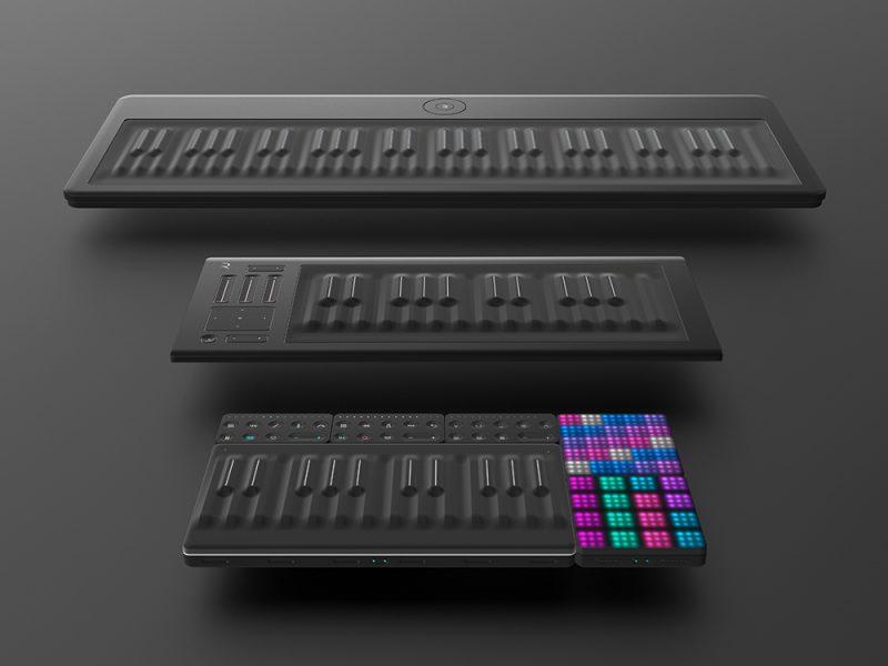 Roli, tecnología que busca revolucionar la forma de hacer música