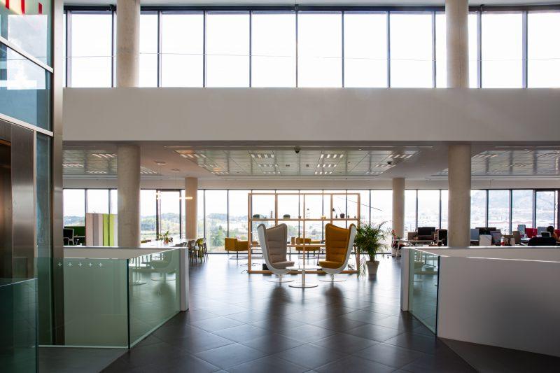 La sede de Actiu en alicante ya es el edificio más saludable de España
