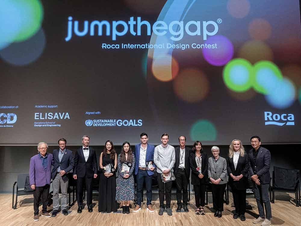 Repasamos los ganadores de la octava edición de Jumpthegap. Innovación y sostenibilidad