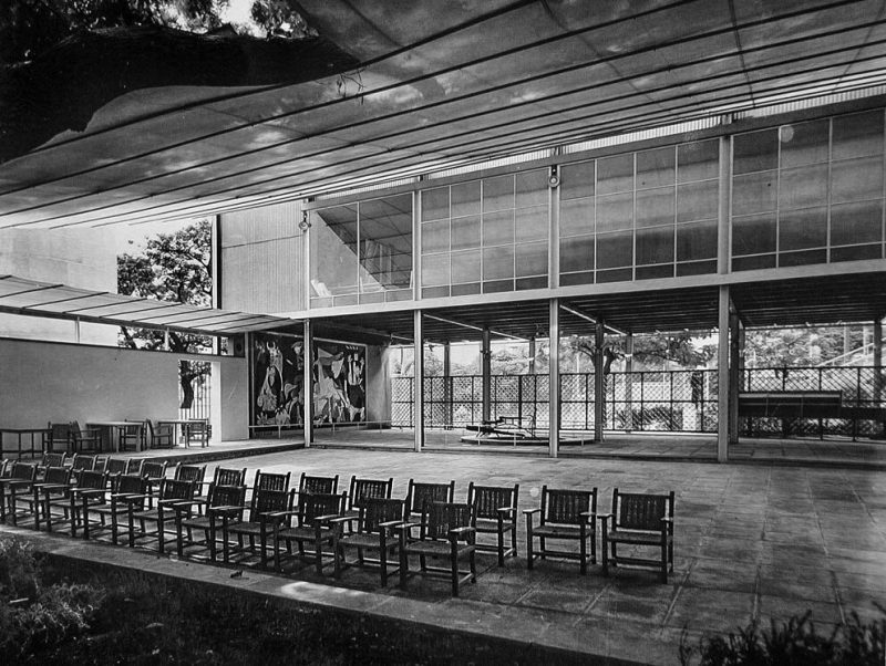 ADI Making of… 100 años de la Bauhaus, conferencias en el Pabellón Mies van der Rohe de Barcelona