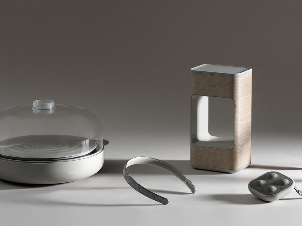 Layer y Panasonic desarrollan una colección de gadgets futuristas para nuestro día a día