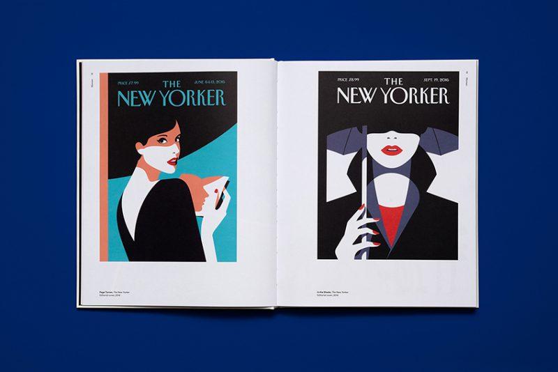Counter-Print edita un monográfico de la excepcional ilustradora francesa, Malika Favre