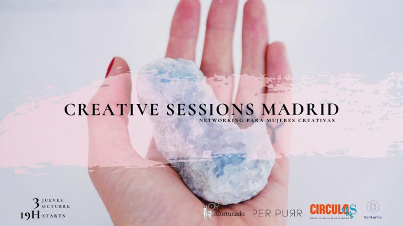 Creative Sessions Madrid: el evento de networking para mujeres creativas de Madrid