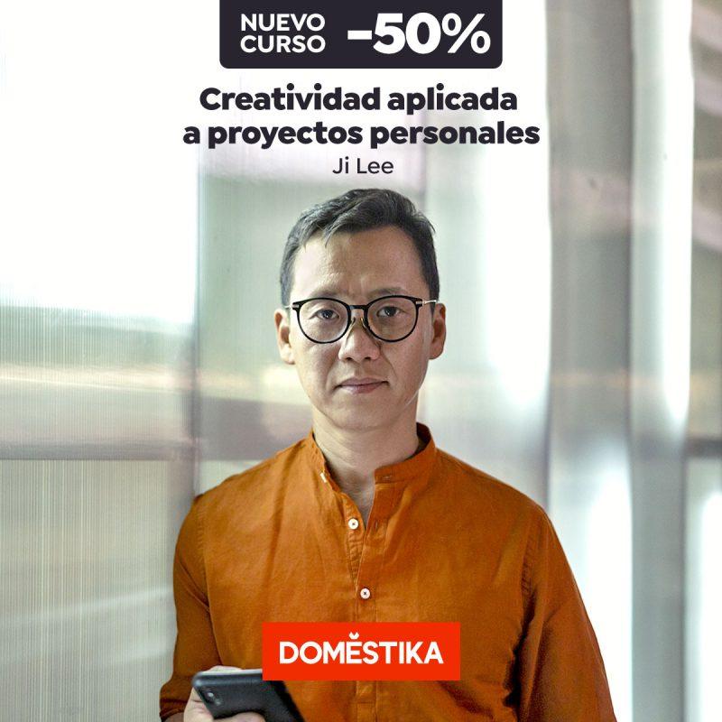 El director creativo de Facebook e Instagram imparte un curso sobre creatividad en Domestika