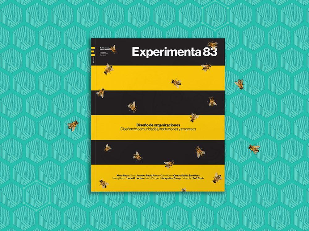 Experimenta 83.Diseñar y organizar la colmena. Un otoño de Diseño